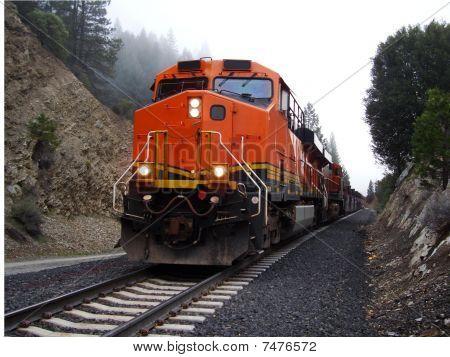 Foggy Mountain Freight Train