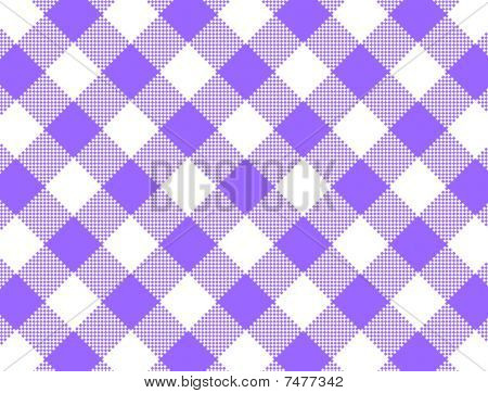 JPG Woven Purple Gingham