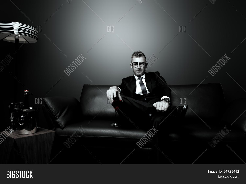Super Black White Portrait Image Photo Free Trial Bigstock Inzonedesignstudio Interior Chair Design Inzonedesignstudiocom