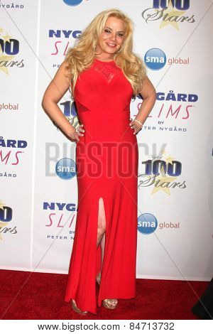 LOS ANGELES - FEB 22:  Cindy Margolis at the Night of 100 Stars Oscar Viewing Party at the Beverly Hilton Hotel on February 22, 2015 in Beverly Hills, CA