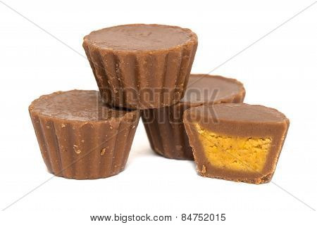Peanut Butter Cup Candies