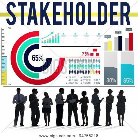 Stakeholder Corporate Shareholder Partner Agreement Concept