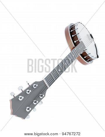 Banjo Close-up