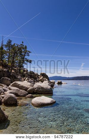 Chemtrails Over Lake Tahoe