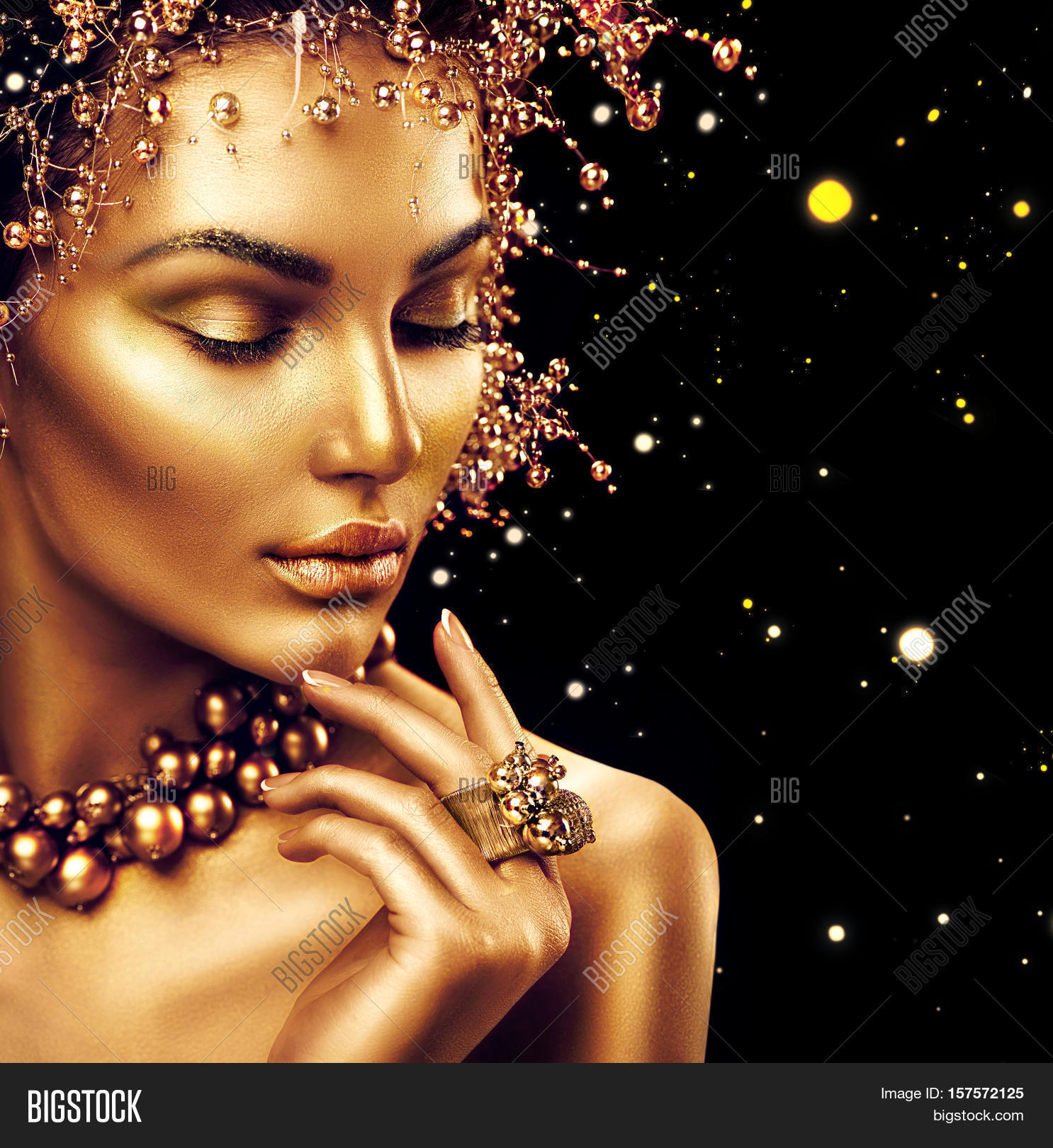 Beauty Fashion Model Image & Photo (Free Trial)