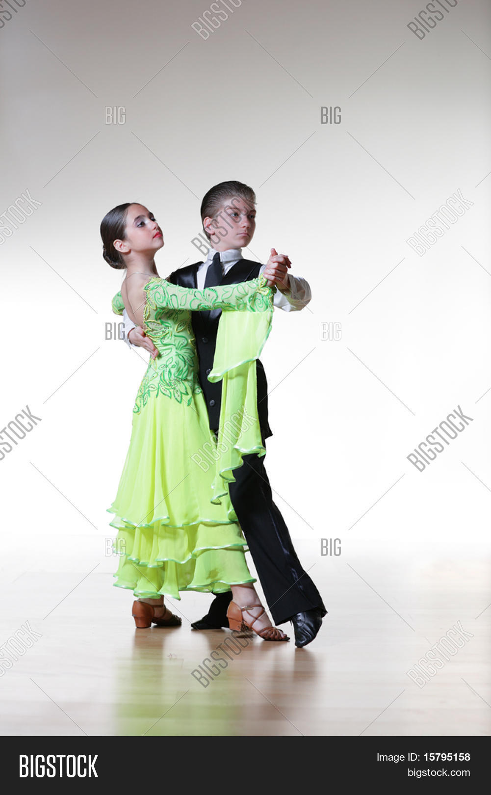 Images of girl and boy in love