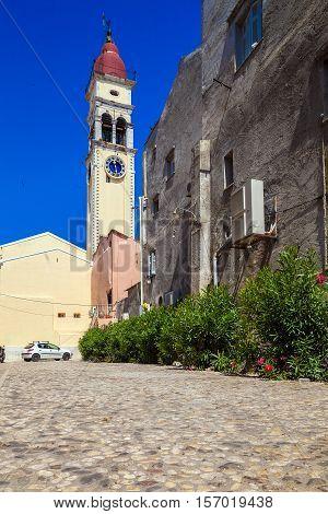 Church Of Saint Spyridon Of Trimythous, Corfu