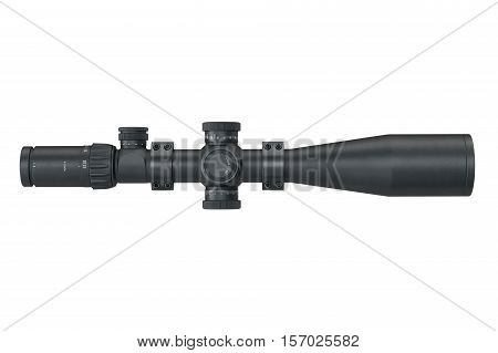 Scope Optical Aiming, Top View