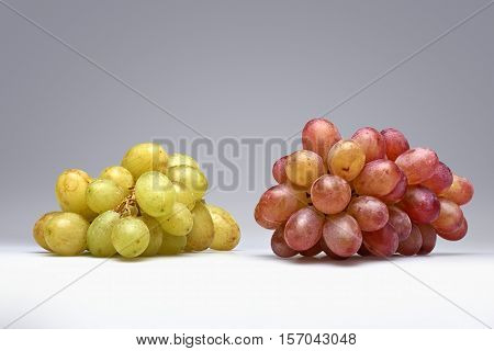 Two Sorts Of Grapes