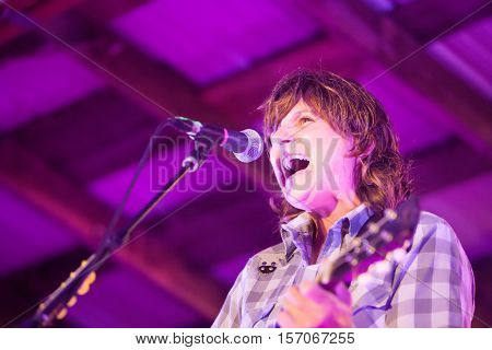 Amy Ray Of Indigo Girls Concert