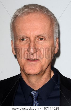 LOS ANGELES - NOV 15:  James Cameron at the 40th Anniversary of the Rolex Awards for Enterprise at Dolby Theater on November 15, 2016 in Los Angeles, CA