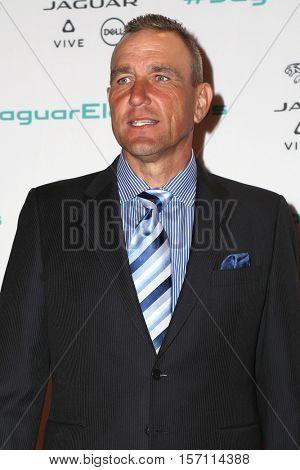 LOS ANGELES - NOV 14:  Vinnie Jones at the Unveiling Next Era Jaguar Vehicle at Milk Studios on November 14, 2016 in Los Angeles, CA