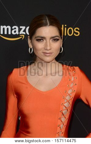 LOS ANGELES - NOV 14:  Blanca Blanco at the