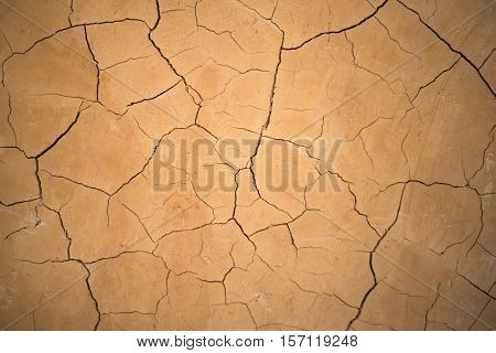 Seamless texture of brown stone - Stone tile floor paving fragment - Texture of old rock