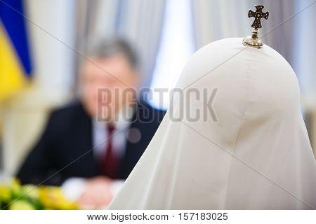 Patriarch Of Kyiv And All Rus-ukraine Filaret