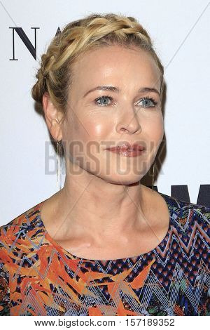 LOS ANGELES - NOV 14:  Chelsea Handler at the Glamour Women Of The Year 2016 at NeueHouse Hollywood on November 14, 2016 in Los Angeles, CA
