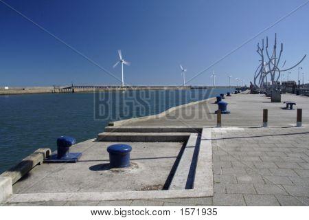 Blyth Docks