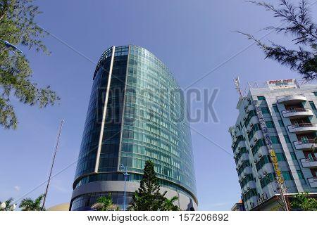 Hotel Buildings Located In Vung Tau, Vietnam
