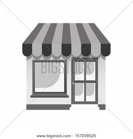 small store icon image vector illustration design