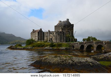 A fantastic look at Eilean Donan Castle in Scotland.