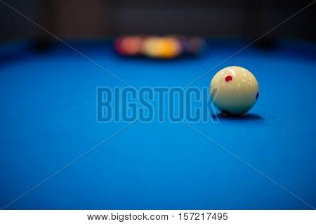 Eight Balls Billiards