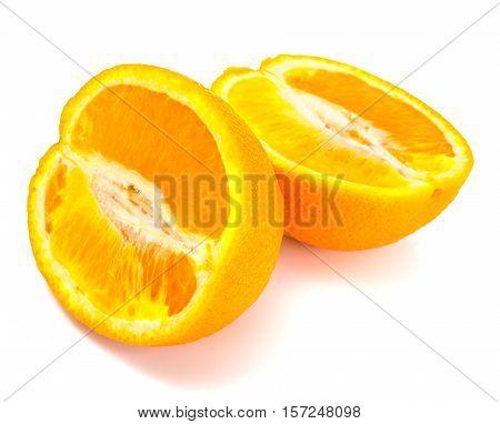 Orange and orange zest in cooking. Studio Photo