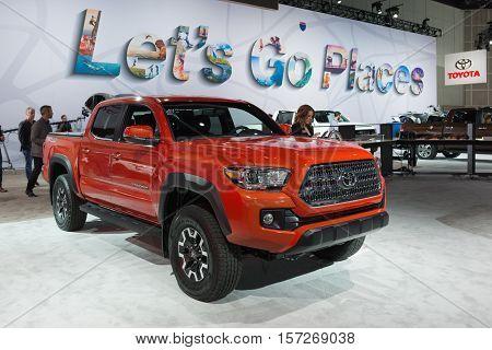 Toyota Tacoma Trd Off Roa