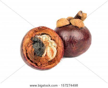 Spoiled Fruit Mangosteen