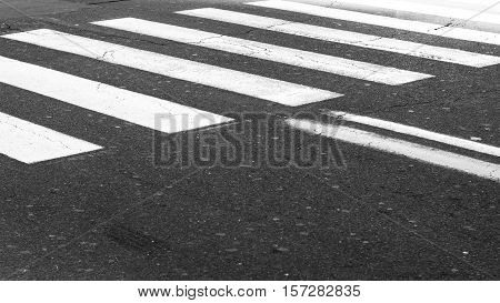 The Pedestrian Crossing