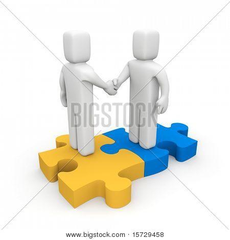 O acordo de sucesso
