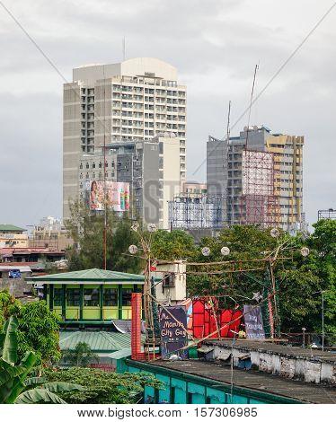 Buildings Located In Manila, Philippines