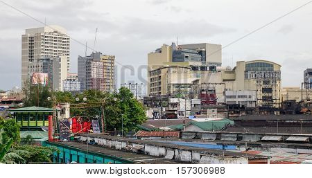 Buildings Located In Manila, Philippines
