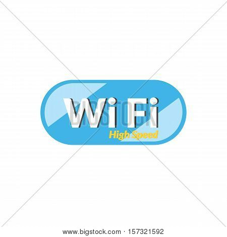 High Speed Wifi Icon Is Basic Vector Icon, Eps10
