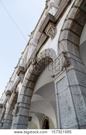 Plaza de Armas de Arequipa @ Arequipa, Peru