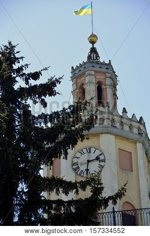 the main attraction of the city tower