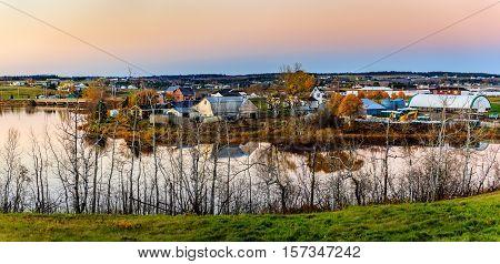 Sainte-Marie-De-Kent, Kent County, New Brunswick, Maritimes, Canada