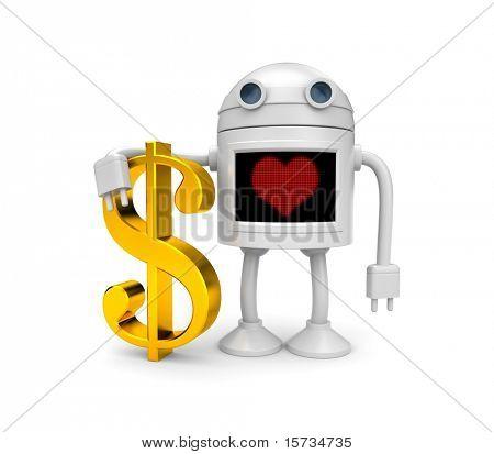 Liebe zum Geld