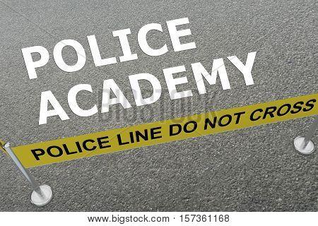 Police Academy Concept