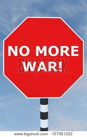 No More War! Concept