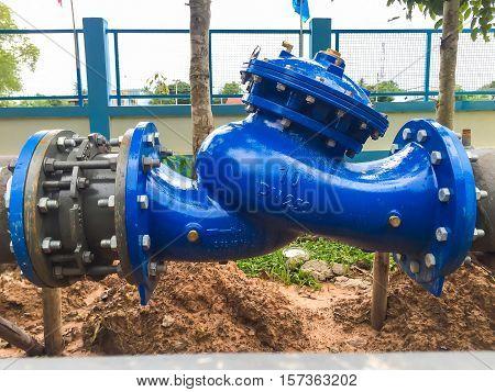 Water Pressure Reducing Valve, Water Pressure Control Valve