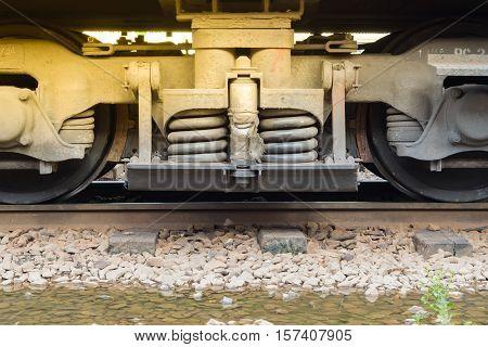 Suspension Of Thai Train