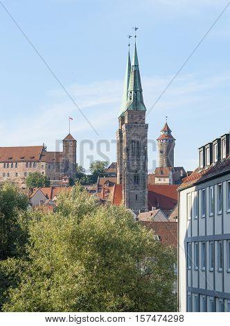 Nuremberg In Bavaria