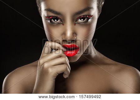 Glamorous Portrait
