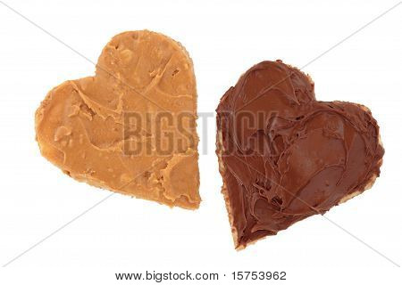 Peanut Butter And Chocolate Snack