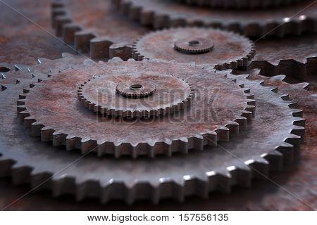 A Clockwork Gear