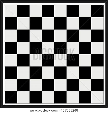 empty chess board. marble chess board. chess board background design black and white