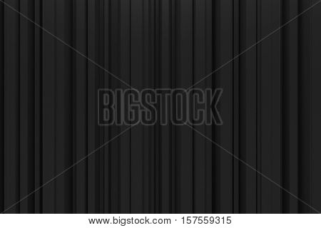 abstract black line random position background 3d rendering verticle line