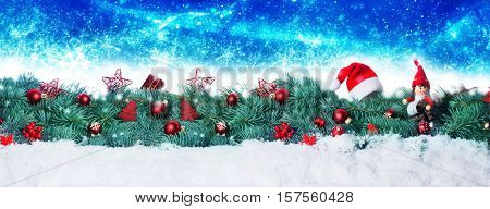 Christmas background christmas decoration christmas card banner
