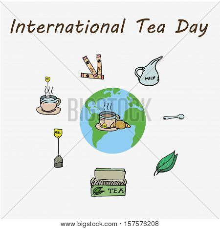 International Tea Day, December 15