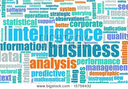 Business Intelligence in the Corporate World Art